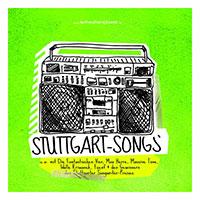 Cover »Stuttgart Songs«