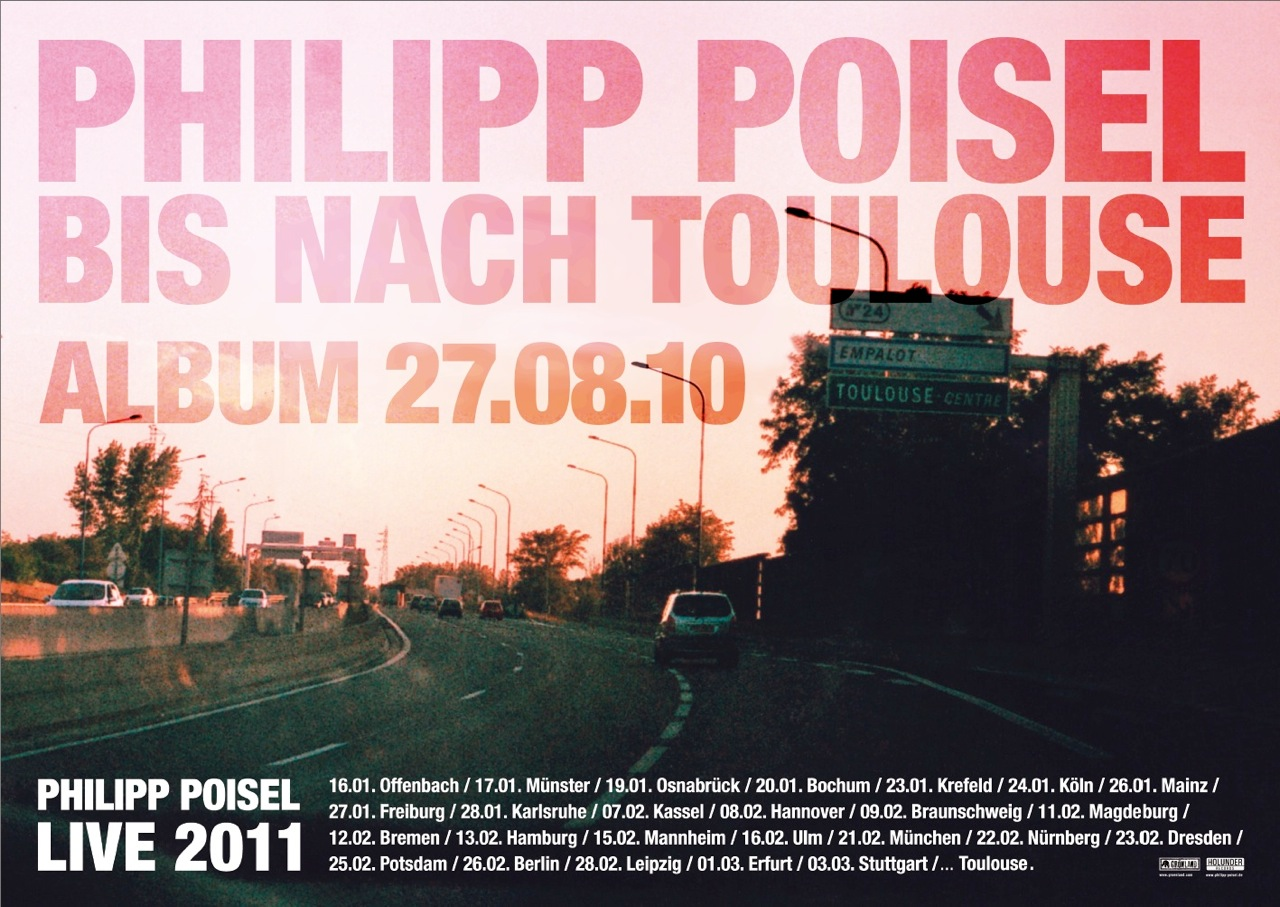 Philipp Poisel Live 2011