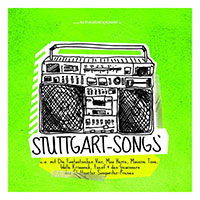 Cover »Stuttgart Songs«